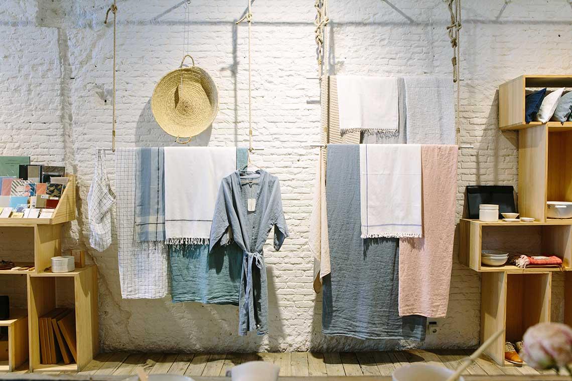 Duurzame kleding collectie